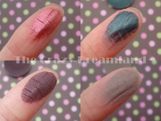swatches sombras nabla