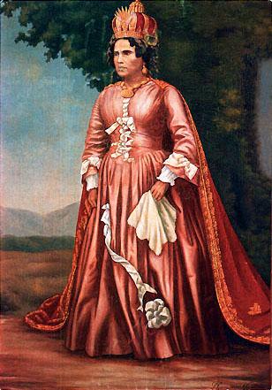 Ranavalona I memerintah dengan sangat kejam