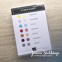 Jo's Stamping Spot - Stampin' Blends Wood-Mount Inserts for Stampin' Up! oragnization