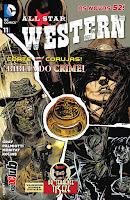 Os Novos 52! All Star Western #11 (Opcional)