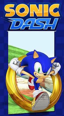 Sonic Dash MOD APK (Unlimited rings) v3.7.6.Go  Offline