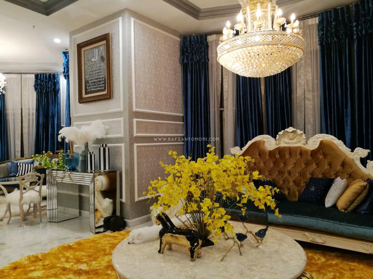 Kos Ubah Suai Rumah RM700,000? Serius Cantik Rumah Nur Sajat !