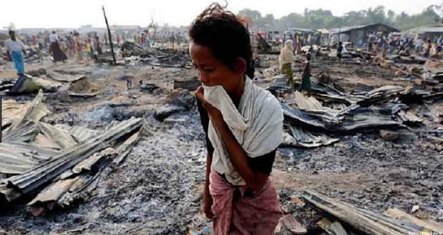 Genosida Rohingya, Indonesia Didesak Tarik Dubes RI di Myanmar