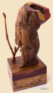 Escultura de Emilio Gallego