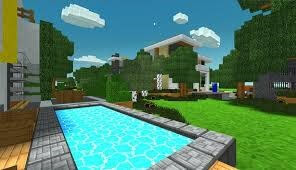 Minecraft House Ideas - Nature inclusion