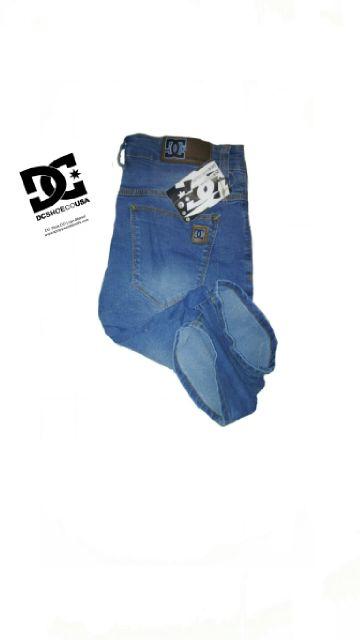 celana jeans pendek pria dc