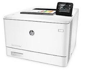 Picture HP Color LaserJet Pro M452dw Printer
