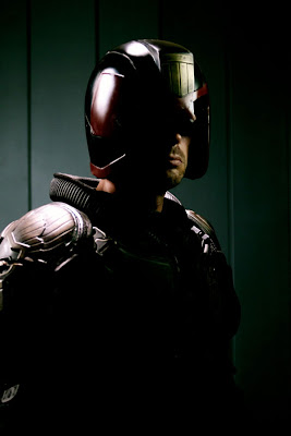 Karl Urban - Dredd Movie