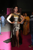 Shreya Saran in Skin Tight Golden Gown ~  Exclusive 053.JPG