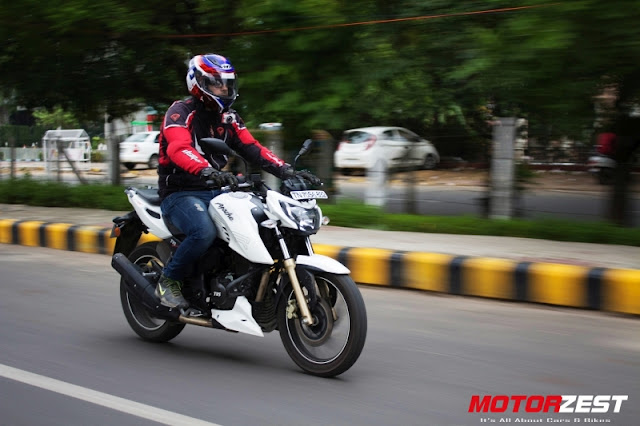 All New TVS Apache RTR 200 4V | Full Review