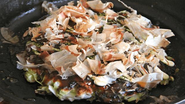 Okonomiyaki menjadi makanan Jepang yang disukai banyak orang di dunia
