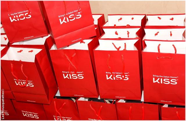Pré Césars 2017, suite cadeaux - Hötel Napoléon - Kiss Products - Blog beauté