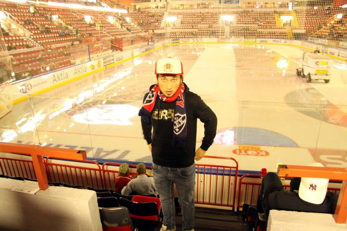 Финский хоккей