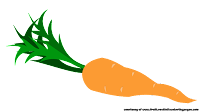 carrot graphic illustrations