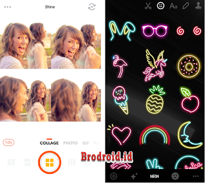 Download Retrica Selfie Sticker Pro Apk 4.2.0 Terbaru