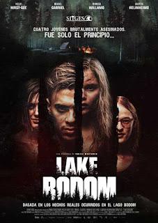 Lake Bodom de Taneli Mustonen / Poster