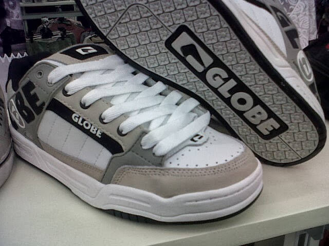 Model Sepatu Globe Original dan Harga Terbaru