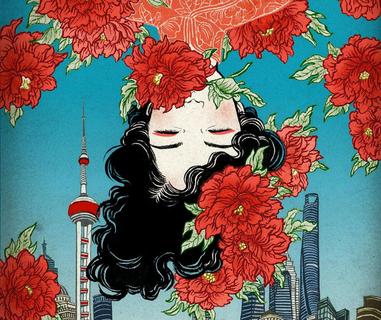 Arte de Yuko Shimizu