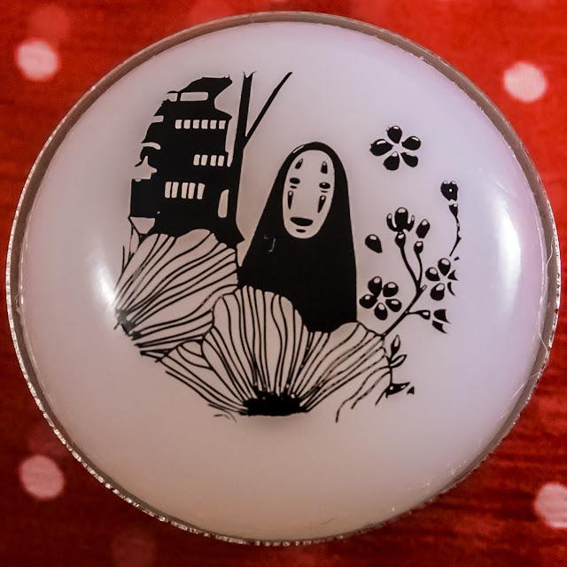 Harunouta HeHe plate stamping 067 spirited away унесенные призраками