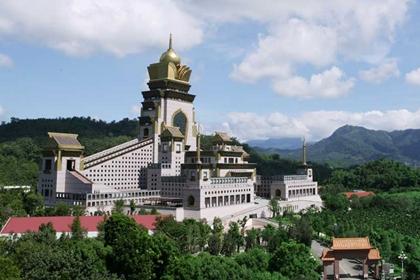 วัดจงไถฉาน (Chung Tai Chan Monastery)