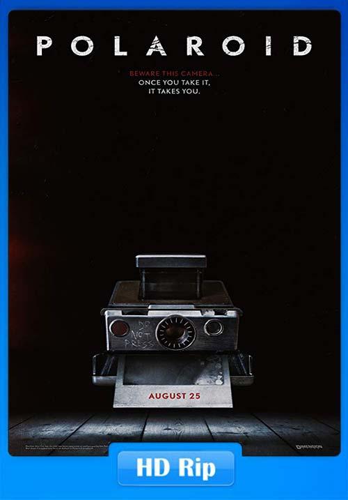 Polaroid 2019 720p WEB-DL x264   480p 300MB   100MB HEVC Poster