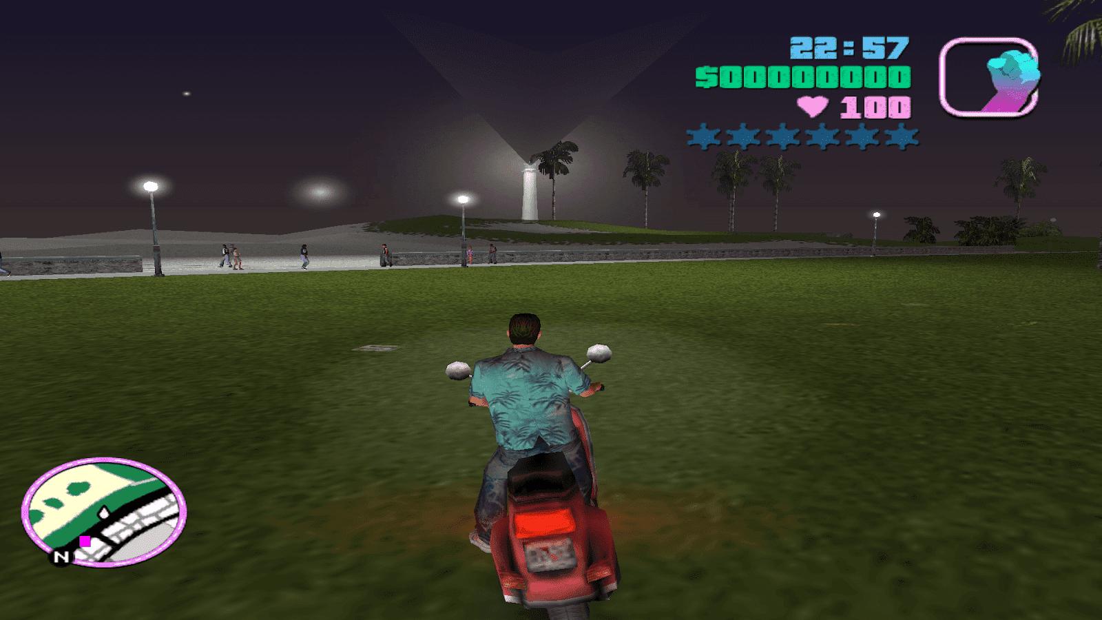 تحميل لعبة gta vice city مهكرة للكمبيوتر