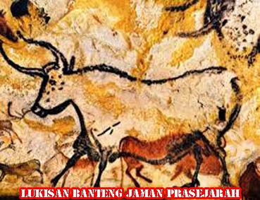 Seni lukis pada zaman prasejarah