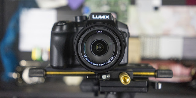 Review Panasonic Lumix FZ300, 24x zoom f / 2.8 constant, speed and efficiency