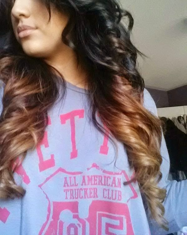 Ombre Hair very nicely done}