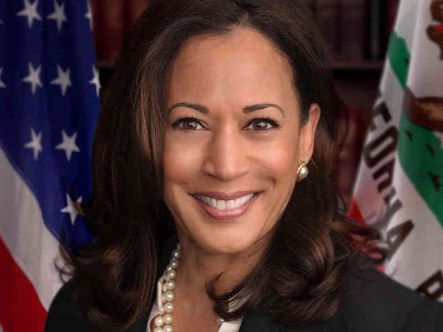 King Holiday Draws out Democratic Presidential Hopefuls, Kamala Harris