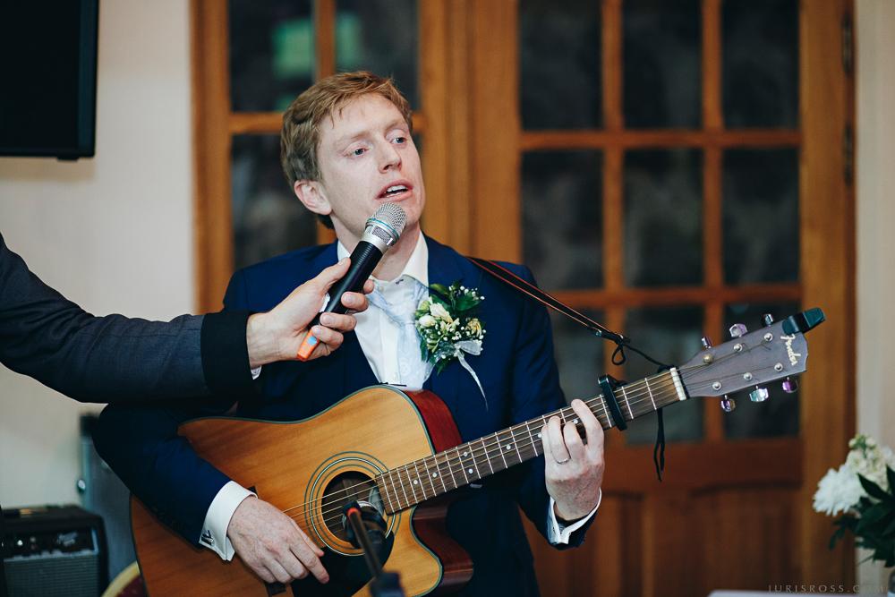 līgavaiņa dziesma angliski