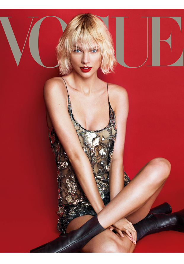 Taylor Swift Vogue Usa 2016