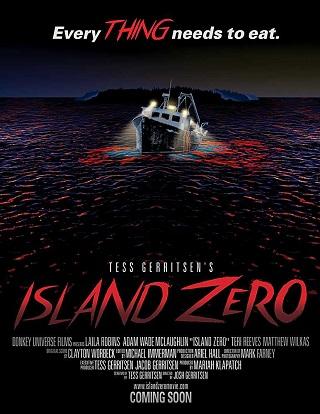 Island Zero 2018 English 300MB WEBRip 480p