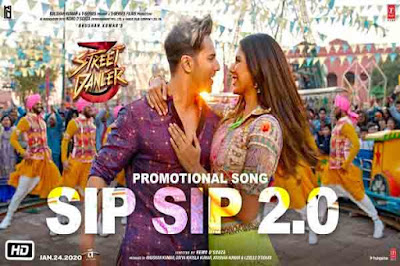 Sip Sip 2.0 Lyrics | Street Dancer 3D