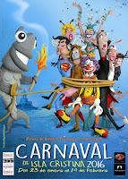 Carnaval de Isla Cristina 2016 - Sardinilla traviesa - Cristobal Aguiló Domínguez