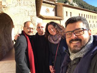 Passeio com guia particular ao Monastério de São Bento, Italia