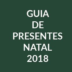 Guia de Presentes de Natal 2018