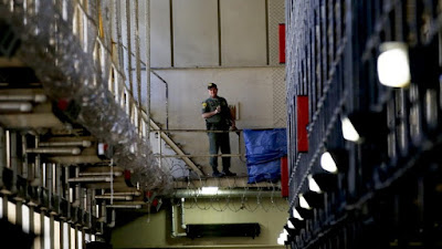 California's death row, San Quentin prison