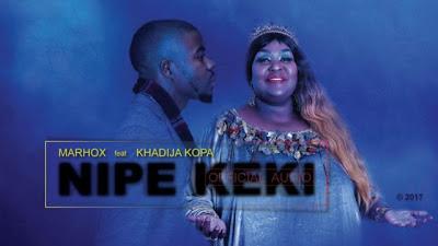 Marhox ft Khadija Kopa – Nipe Keki