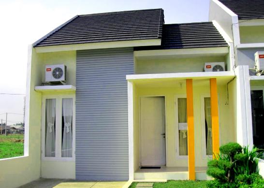 Rumah Minimalis Type 36 Sederhana Model Terbaru