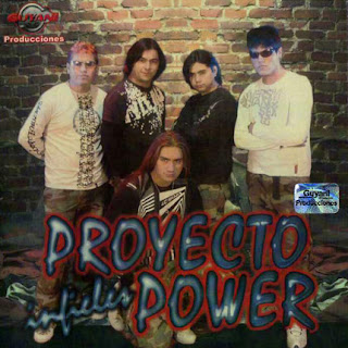 proyecto power infieles