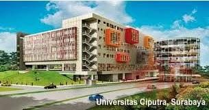 Info Pendaftaran Mahasiswa Baru ( UC ) Universitas Ciputra Surabaya
