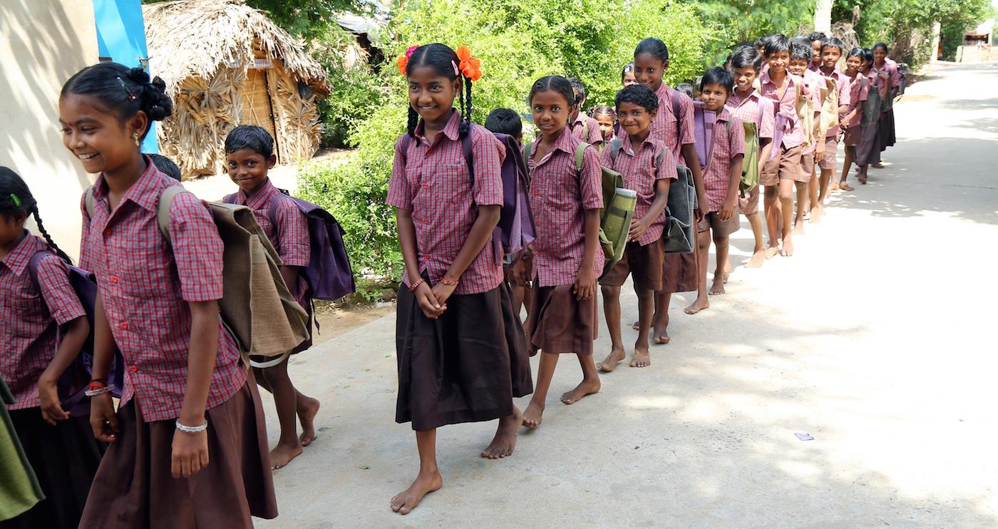 తెలుగు పల్లెల్లో విద్యావిధానం ఎలా ఉండేది - Gramallo vidya vidhanam yela undedi - Telugu villages education