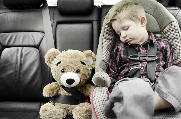 Sillas de seguridad obligatoria menores 10 años