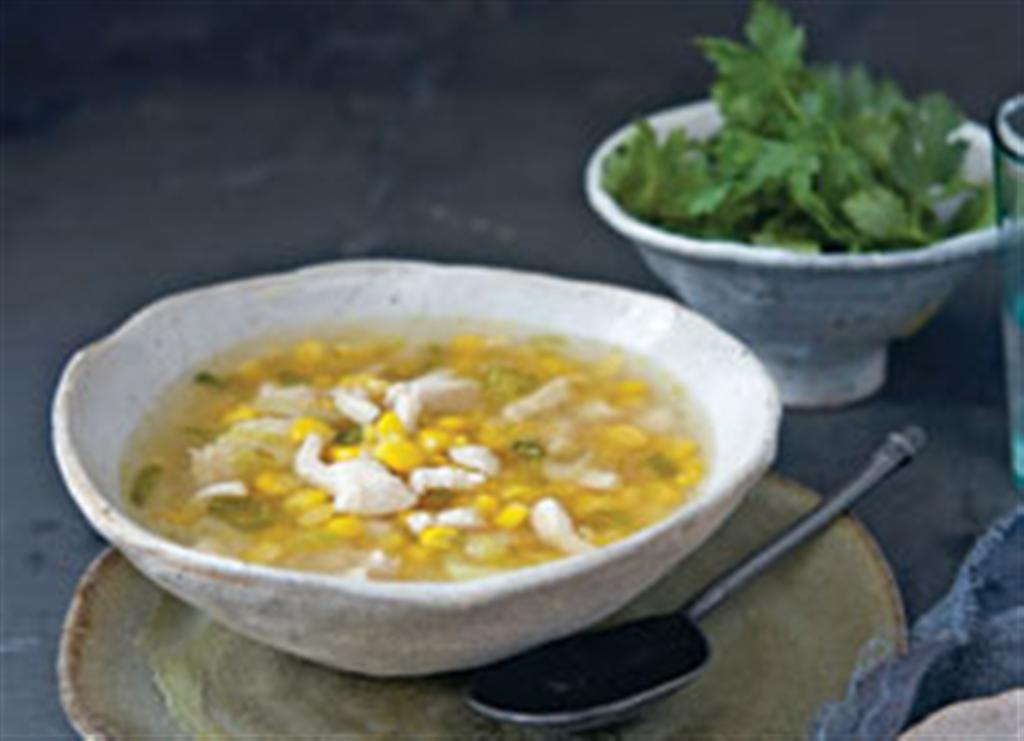 how to cook chinese corn soup