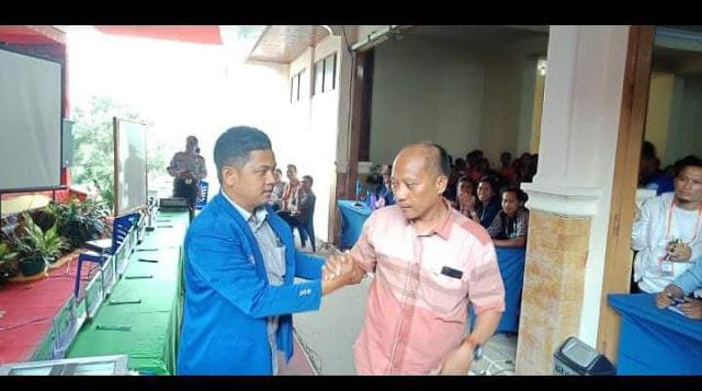 Jebolan SMAN 2 Rantepao Ini Terpilih Sebagai Ketua Umum PPGT se- Indonesia