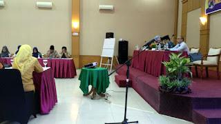 Workshop dan Pelatihan Penjaminan Mutu Akademik Jurusan/Prodi Berbasis BAN-PT