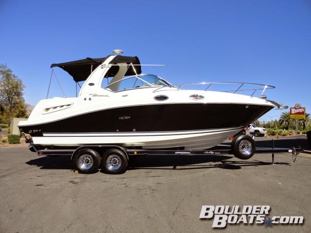 Boulder Boats Blog: 2006 Sea Ray 260 Sundancer