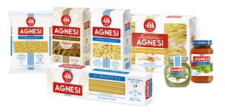 Logo Scatta il gusto e vinci gratis forniture di prodotti Agnesi e soggiorni