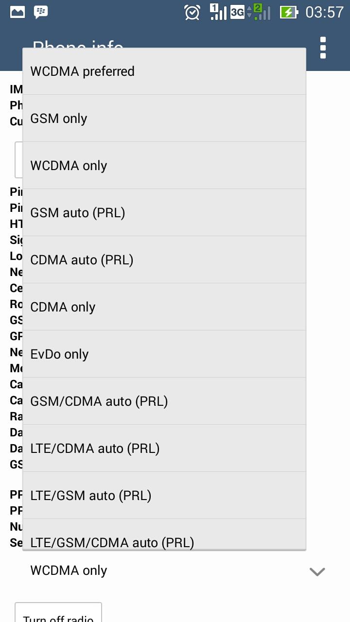 Cara Mengaktifkan 4G LTE HP Xiaomi